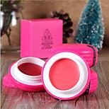 New 3 GROUPS® Natural Moisturized Makeup Cream Blush 1Pc