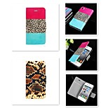 Exquisite Texture Design PU Leather Full Body Case for iPhone 5/5S