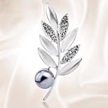 HUALUO®Mimosa Wild Pearl Brooch