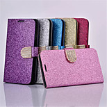 Shining Design PU Leather Sheath Case for LG L70(Assorted Color)