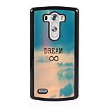 Dream Design Metal Hard Case for LG L90/ G3/ G4