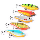 Mizugiwa Pike Musky Fishing Jerk Bait Lure Jerkbait Swimbait 130mm 50g pack of 5