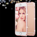 Bling Transparent TPU Luxury Shinning Sparkling phone case for iPhone 5/5S