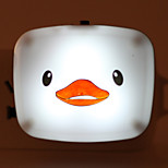 Energy-saving LED Cartoon Duck Light-Operated Mode Night Light Lamp
