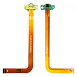 Replacement Flex Cable w/ Charger Port / Headphone Jack for HP Slate 7 - Golden +green