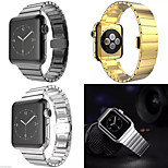 HOCO Stainless Steel Strap Butterfly Lock Buckle Bands for Apple Watch iWatch