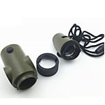 Fulang 7 in 1 Multifunction Sports Compass Whistle Thermometer Compass  CP17