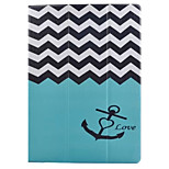 Anchors Pattern Standoff Protective Case for iPad Pro