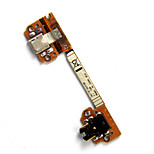 Replacement_Flex_Cable_w/_Charger_Port_/_Headphone_Jack_for_Google_Nexus_7_-_Golden_+_Silver