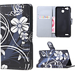 Butterfly Flowers Magnetic PU Leather wallet Flip Stand Case cover for Huawei Ascend P9