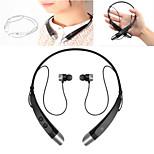 hbs 500 bluetooth auriculares estéreo de auriculares de diseño banda para el cuello inalámbrico en el oído para lg tono pro auricular