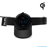 Wireless Battery Dock Charger for Moto 360 Smart Watch