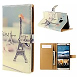 Good Quality PU Leather Flip Case Mobile Phone for HTC Desire 820 mini/HTC M9