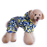 Dog Costumes / Coats / Jumpsuits - S / M / L / XL / XXL - Winter - Multicolored -Waterproof / Cosplay / Keep Warm / Fashion / Halloween /