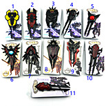 League of Legends  Black Finger Nails Ring Knife Alloy More Accessories Ring (1PCS)