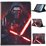 Star Wars Coloured Drawing or Pattern Holster PU Leather Folio Case for iPad Air 2