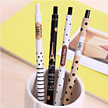 Dot Eiffel Tower Pattern 0.5mm Automatic Pencil(1 PCS Random Color)