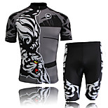 KEIYUEM®Others Unisex Short Sleeve Spring / Summer / Autumn Cycling Clothing  ShortsWaterproof / Breathable  Quick Dry
