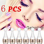 (Choose 6) 6PCS KOUYI Nail UV 12ml 96 Fashion Color Long-lasting LED Gel Polish Top Fashion