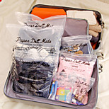 Doll Travel Transparent Waterproof Finishing Bag (8 PCS)