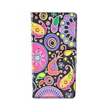 Benthos Pattern Flip Leather Case For iPhone 5/5S Cover Bags