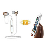 Sporty Bluetooth V4.0 In-Ear Stereo Headset for iPhone6/6 Plus/5/5S Samsung S4/5 HTC and Cell Phone for iPhone 6 Samsung