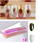 1pcs Nail Shiny Symphony Cellophane