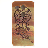 Dreamcatcher Feathers TPU Material Phone Case for LG Nexus 5X