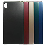 Plating Metal Surface Design PC Stiff Case for Sony Xperia Z5(Assorted Color)