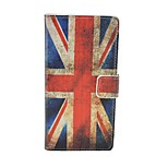 UK National flag Pattern Flip Leather Case For iPhone 6/6S Cover Bags