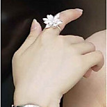 New Arrival Fashional Simple Flower Ring