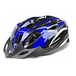 Unisex Mountain / Road / Sports Bike helmet 20 Vents Cycling Mountain Cycling / Road Cycling One Size PC Red / Dark Blue