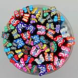 50pcs - Bijoux pour ongles - Doigt - en Adorable - 5cm
