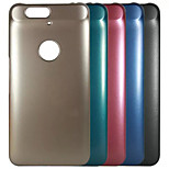 Plating Metal Surface Design PC Stiff Case for Google Nexus 6p (Assorted Colors)