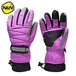 Universal Unisex Ski Gloves Winter Outdoor Waterproof Warm Skiing Gloves Snowboarding Gloves Motorcycle Riding NS5002