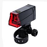 Luzes de Bicicleta / Farol Straps LED 7 Modo 7 Lumens Tamanho Compacto / Emergência Outros D Tamanho de bateriaCampismo / Escursão /