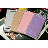 Hot Sale Shinning Sparkling Girl's Soft Gel TPU Case Cover For iphone 5/5S (Assorted Colors)