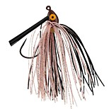 Rubber Beard Fishing Lure Lead Head Beard Fishing Lure Bait with One 4.5cm Hook