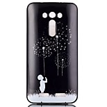Dandelion Pattern TPU Phone Case for Zenfone 2 Laser ze550KL