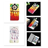 Dreamcatcher Pattern PU Leather Full Body Case for iPhone 4/4S