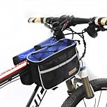 Bike Frame Bag Cycling/Bike Multifunctional Bag Cycling  600D Ripstop Beam Package