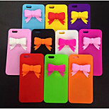 Silica Gel Pure Color Hook Style for iPhone 6/6S (Assorted Colors)