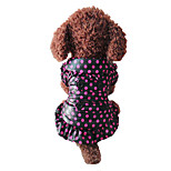 Dog Coats - M / L / XL - Winter - Multicolored - Wedding / Birthday / Christmas / Holiday / Keep Warm / Fashion - Cotton