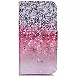 Red Sky Painted PU Phone Case for Wiko Rainbow Up