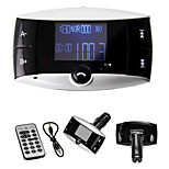 Car Kit FM Transmitter Bluetooth Modulator Wireless MP3 Player USB SD w/ Remote