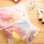 Clothes Bag Sealed Transparent  Medium(10 PCS 20*28cm)