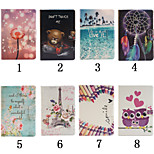 Print Pattern High Quality PU Leather Case for Amazon Kindle Paperwhite 2/Amazon Kindle Fire HDX