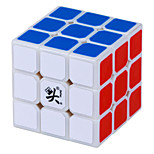 DaYan 55mm 6 Colors 3 Layer Magic Cube (White Edge)