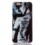 New Fashion 3D Tattoo beauty Case TPU Back Cover for iPhone 6/6S 4.7