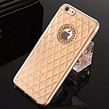 New TPU Diamond Mesh Soft Phone Case for iPhone 6/6S 4.7(Assorted Colors)